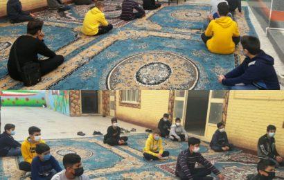 photo 2021 04 21 15 12 20 410x260 - نشست صمیمی مؤسس ادبستان با دانشآموزان دبیرستانی